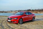Skoda Superb 2.0 TDI DSG 4x4 Laurin & Klement