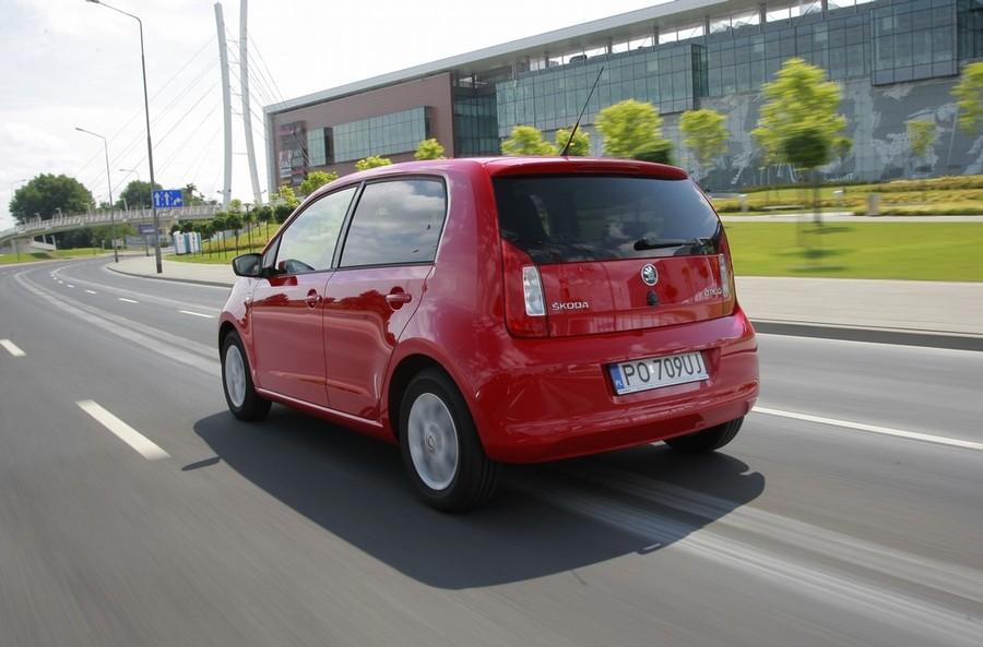 Skoda Citigo 5d 1 0 Mpi 60 Km Ambition Zdjęcie Nr 4