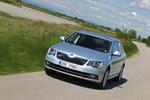 Škoda Superb liderem wartości rezydualnych w segmencie D