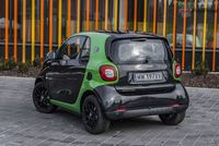 Smart Fortwo Electric Drive - z tyłu