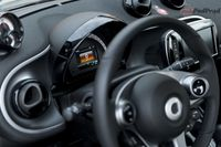 Smart Fortwo Electric Drive - kierownica