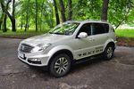 SsangYong Rexton e-XDi AT 4WD Sapphire: prosty, lecz porządny SUV