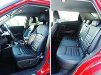 SsangYong XLV 1.6 D AWD Quartz - fotele