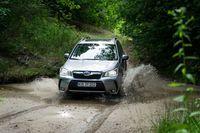 Subaru Forester 2.0 XT. Crossover? Raczej sportowe kombi