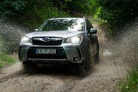 Subaru Forester 2.0 XT - przód