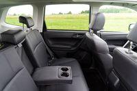 Subaru Forester 2.0 XT - tylna kanapa