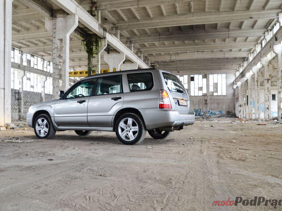 Subaru Forester 2 5 Xt Po Prostu Cudowne Egospodarka Pl Testy Aut