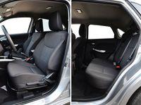 Suzuki Baleno 1.0 BOOSTERJET Elegance - fotele