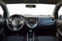 Suzuki Baleno 1.2 DualJet Elegance - wnętrze