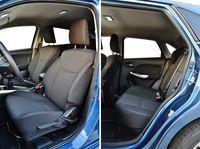 Suzuki Baleno 1.2 DualJet Elegance - fotele