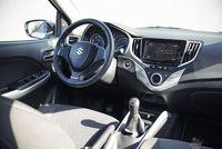 Suzuki Baleno - wnętrze