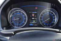 Suzuki Baleno - zegary