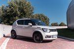 Suzuki Ignis - europejski kei-car
