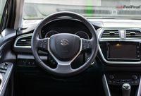Suzuki SX4 S-Cross - deska rozdzielcza