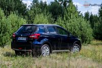 Suzuki SX4 S-Cross - z tyłu