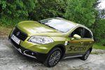 Suzuki SX4 S-Cross 1.6 VVT ALLGRIP Premium dla aktywnych