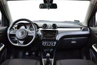 Suzuki Swift - wnętrze