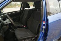 Suzuki Swift 1.2 - fotele