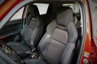 Suzuki Swift Sport - fotele