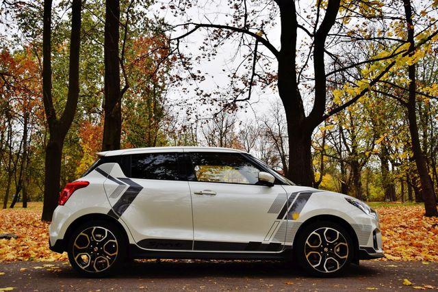 Suzuki Swift Sport nie ma konkurencji