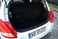 Suzuki Swift Sport - bagażnik