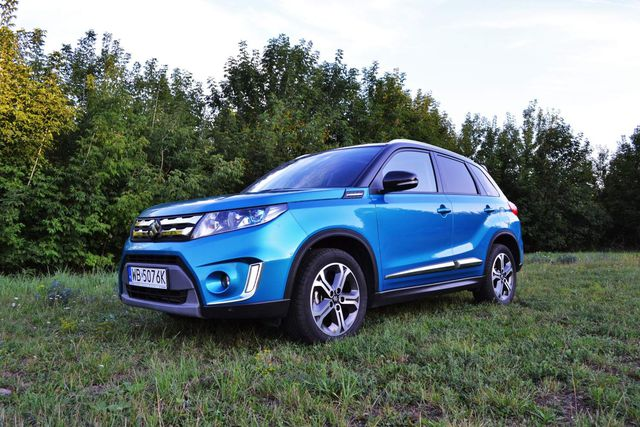 suzuki vitara 1 6 vvt allgrip xled praktyczny crossover testy aut. Black Bedroom Furniture Sets. Home Design Ideas