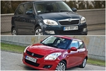 Skoda Fabia 1.2 TSI Ambition vs Suzuki Swift 1.2