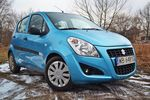 Suzuki Splash 1,0 Club