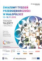 Światowy Tydzień Przedsiębiorczości w Małopolsce 2018
