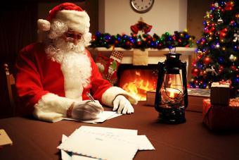 Zaskocz bliskich Wideo lub Listem od Świętego Mikołaja