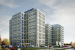 Symetris Business Park stanie w centrum Łodzi