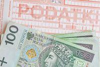 Przelew podatków na jedno konto bankowe?