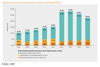 Rynek ubezpieczeń wzajemnych 2007-2015