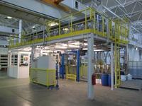 Fabryka w Jaśle - wnętrze