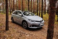Toyota Auris Touring Sports 1.8 Hybrid Freestyle - z przodu