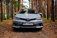 Toyota Auris Touring Sports 1.8 Hybrid Freestyle - przód