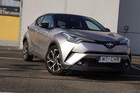 Toyota C-HR Hybrid - tanio i nowocześnie