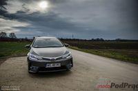 Toyota Corolla 1.6 Valvematic 132 KM Prestige - przód