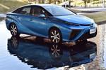 Toyota Mirai - mała elektrownia na kołach