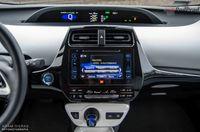 Toyota Prius Prestige - ekran