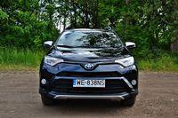 Toyota RAV4 Hybrid Prestige - przód