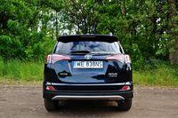 Toyota RAV4 Hybrid Prestige - tył