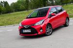 Toyota Yaris 1.33 Dynamic nie tylko dla kobiety