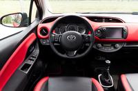 Toyota Yaris 1.33 Dynamic - wnętrze