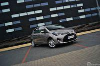 Toyota Yaris 1.33 Prestige - kobiecy ulubieniec
