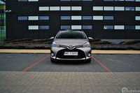 Toyota Yaris 1.33 Prestige - przód