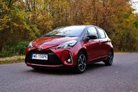 Toyota Yaris 1.5 Dual VVT-iE Selection - z przodu