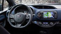 Toyota Yaris Hybrid Selection - wnętrze