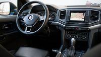 Volkswagen Amarok Aventura V6 3.0 TDI - deska rozdzielcza