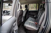 Volkswagen Amarok 3.0 V6 TDI Aventura - kanapa
